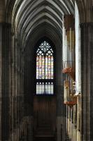 Kölner Dom Orgel _Blick_ins_Langhaus